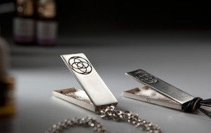 Scent-Holding Sterling Silver Jewelry