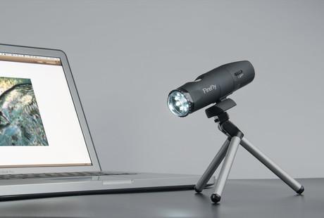 Portable Wireless Microscope