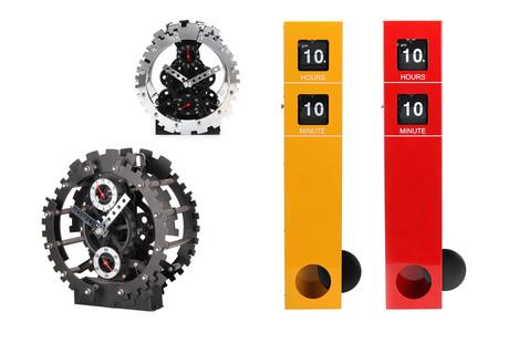 Innovative Clocks