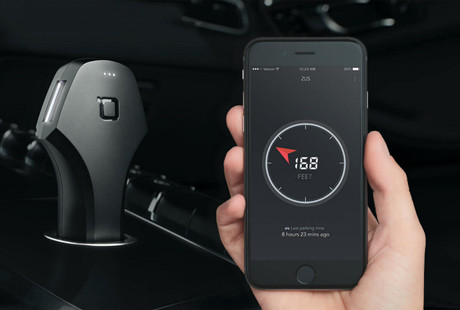 The Smart Car Charger & Car Locator