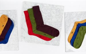 Italian-Made Socks