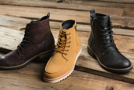 Earthy Shoes + Boots