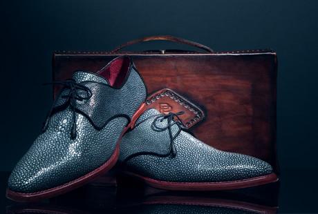 One-Of-A-Kind Dress Shoes