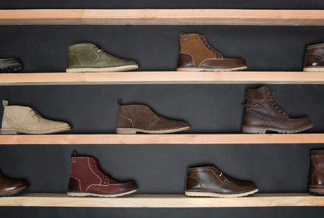 Rugged + Refined Boots