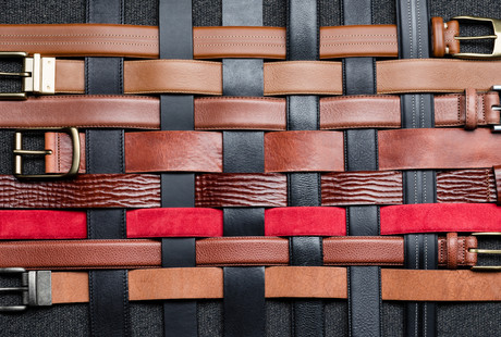 Handmade Belts from London