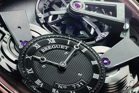 Assorted Ultra Luxury Timepieces