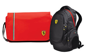 Ferrari Fanwear Collection. Sportif Styles