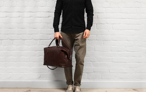 Handstitched Leather Bags