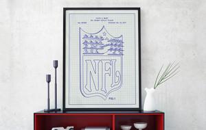 Sports Patent Prints