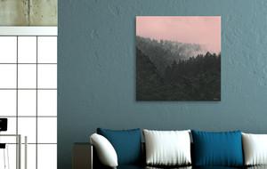 Canvas + Aluminum Nature Prints