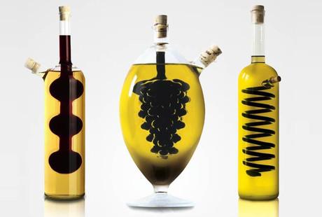 Artful Oil + Vinegar Dispensers