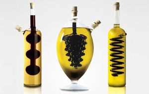 Artful Oil + Vinegar Dispensers
