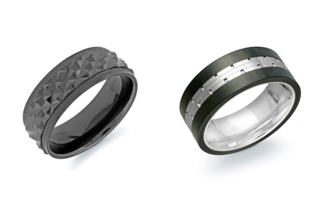 Striking Men's Jewelry