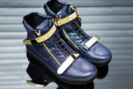 Fashion-Forward Casual Kicks