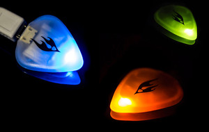 Light-Up Guitar Picks