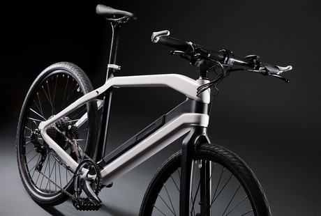Carbon Fiber Electric Bikes