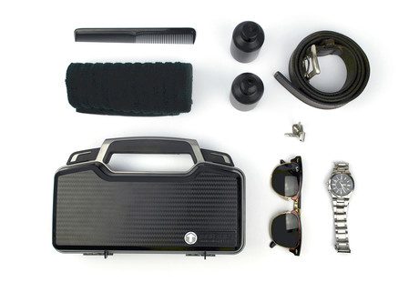 Tool Box Meets Dopp Kit