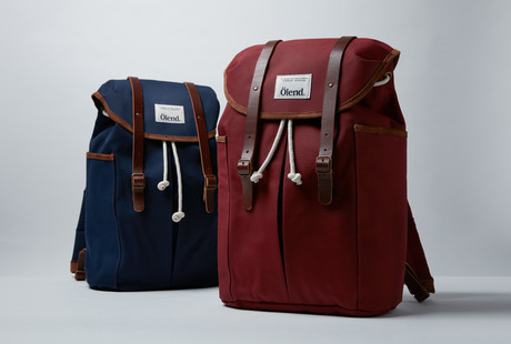 One-Of-A-Kind Leather & Canvas Bags