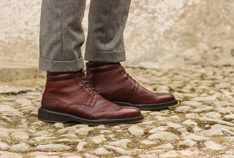Dress Shoes Made To Order