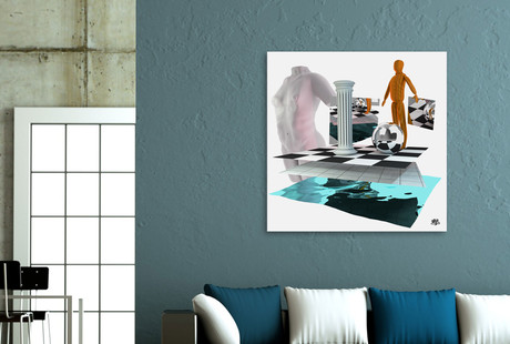 Canvas & Aluminum Prints