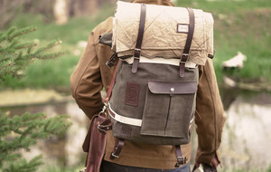 Rugged Backpacks & Bags