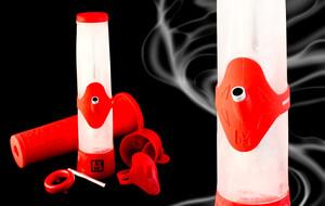 Ice Molding Smoking Device