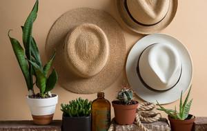 Must-Wear Woven Hats