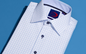 Contrast Trimmed Shirts