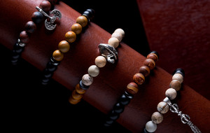 Matte Beaded Bracelets