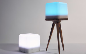 Colorful Wireless Light Cubes