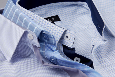 Crisp + Classic Dress Shirts