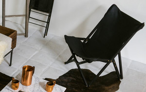 Leather Bags and Chairs