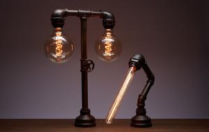 Industrial Edison Lights