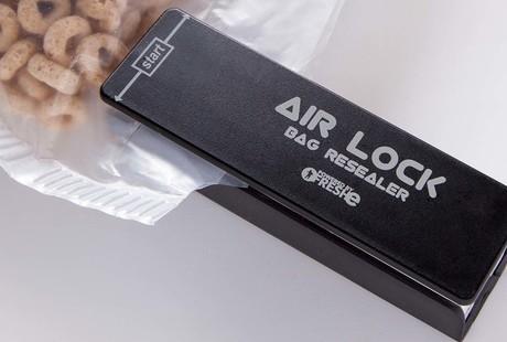 The Air Lock Bag Resealer