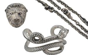 Metal Necklaces + Bracelets