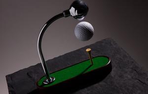 The Levitating Golf Ball