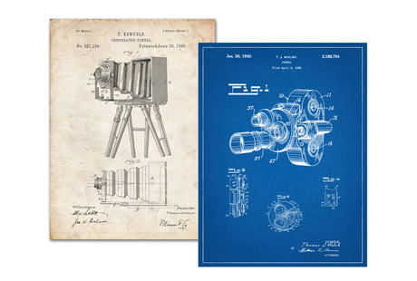 Blueprints of Discovery