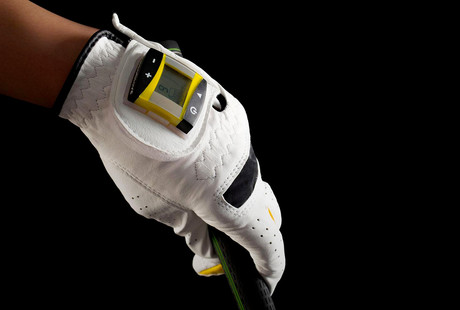 Sensored Golf Gloves
