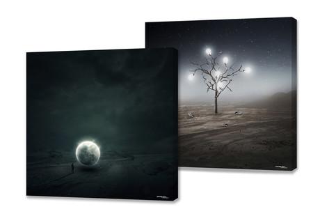 Dark & Whimsical Landscapes