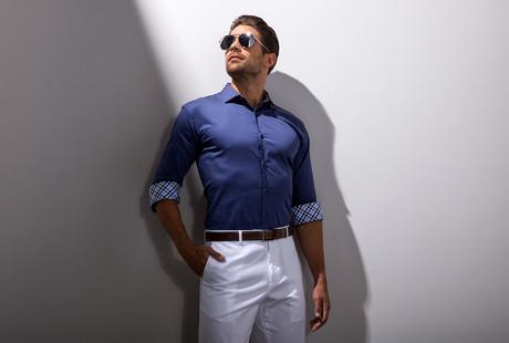 Vibrant Modern Shirting