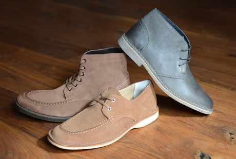 Luxe Leather Shoes