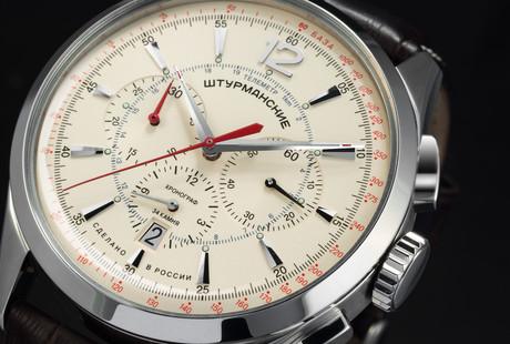 Watches for Cosmonauts