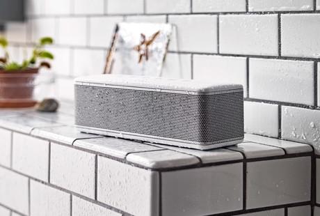 Water-Resistant Bluetooth Speakers