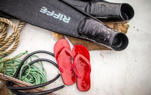 Hawaiian Beach Sandals