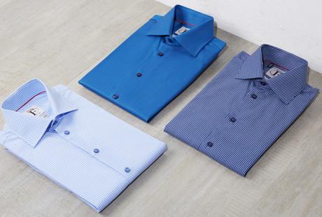 Luxe Italian Dress Shirts