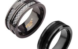 Masculine Men's Rings
