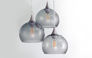 Boyd royce recycled glass pendant lights touch of modern boyd royce recycled glass pendant lights mozeypictures Images