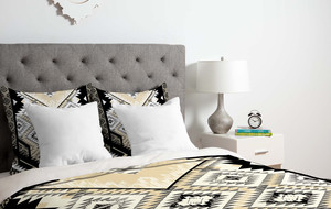 Art-Imbued Pillows + Bedding