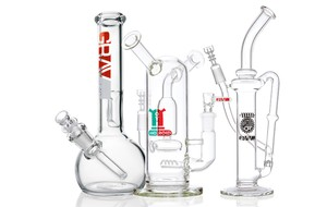 Scientific Glass Smoking