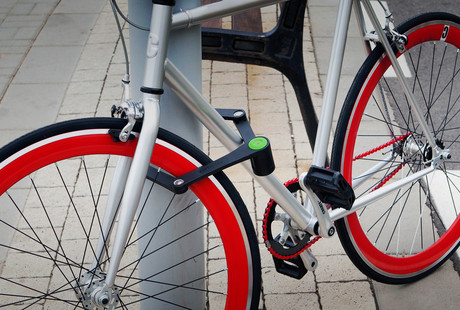 The Premium Folding Bike Lock